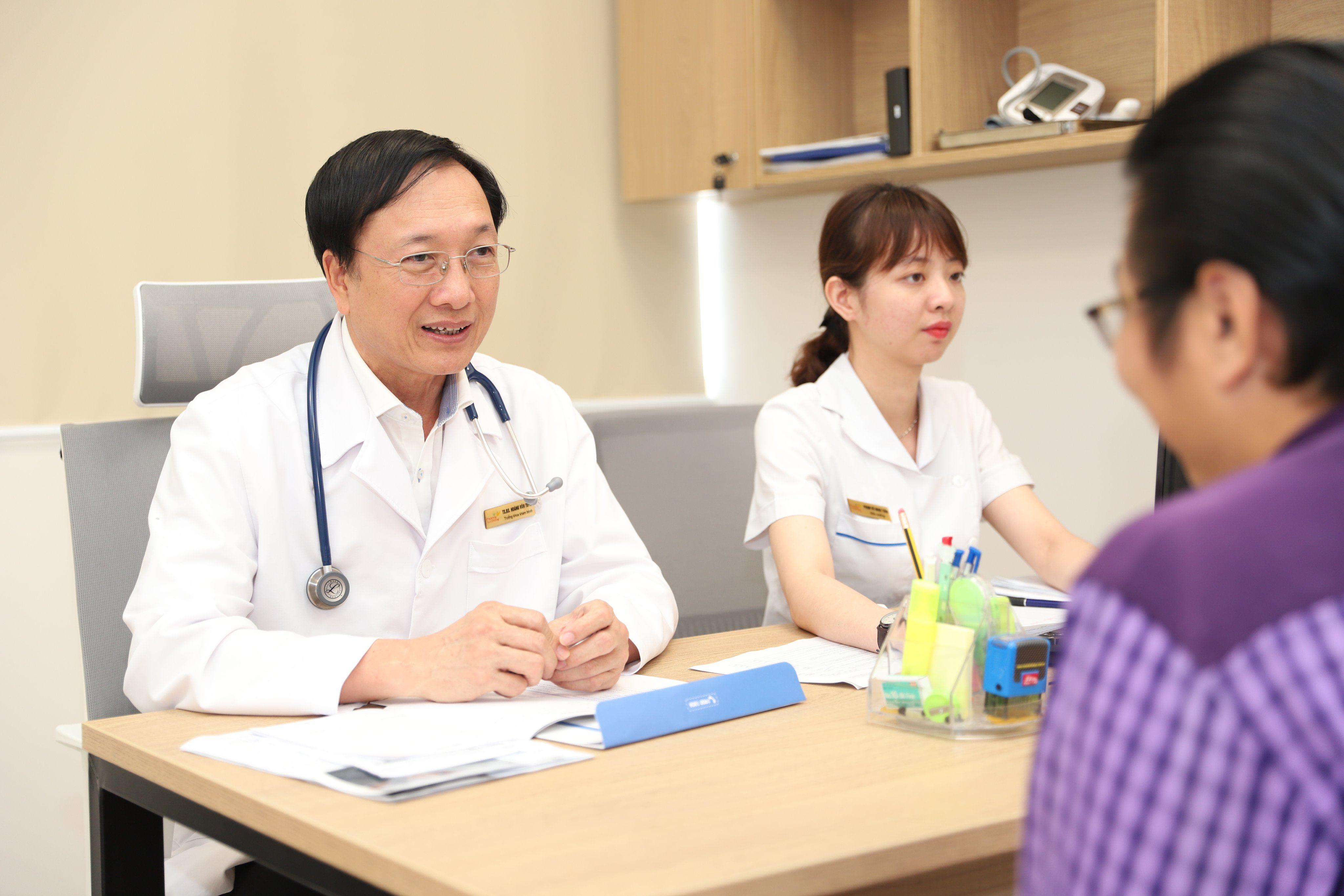 Trao đổi với bác sỹ để có phương pháp điều trị thiểu năng phù hợp nhất